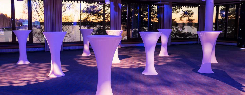 Hilton Helsinki Kalastajatorppa Hotel, Finnland– Veranstaltungsort Siirtomaasali