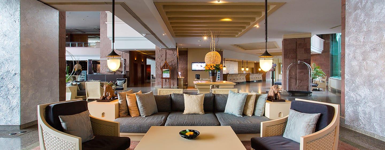 Hilton Hua Hin Resort & Spa Hotel, Thailand – Hotellobby