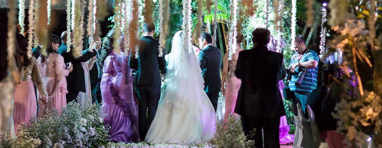 Hilton Hua Hin Resort & Spa Hotel, Thailand – Hochzeit im Freien