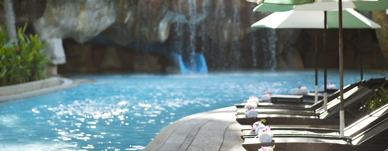 Hilton Phuket Arcadia Resort & Spa Hotel, Thailand– Außenansicht– Gartenpool