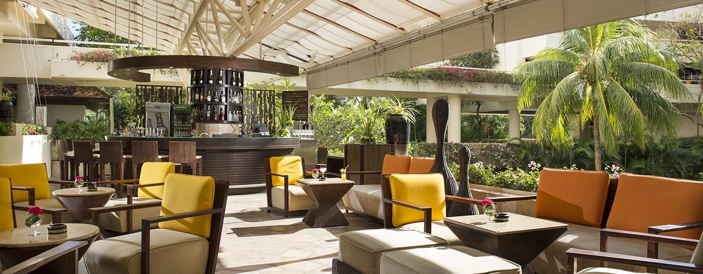 Hilton Phuket Arcadia Resort & Spa Hotel, Thailand– Außenansicht– Lounge Andaman