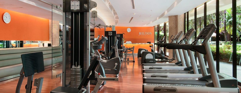 Hilton Phuket Arcadia Resort & Spa Hotel, Thailand– Außenansicht– Hilton Fitness
