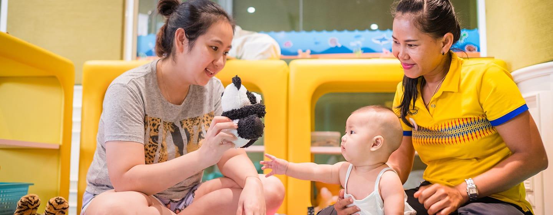Hilton Phuket Arcadia Resort & Spa Hotel, Thailand– Außenansicht– Kinderparadies