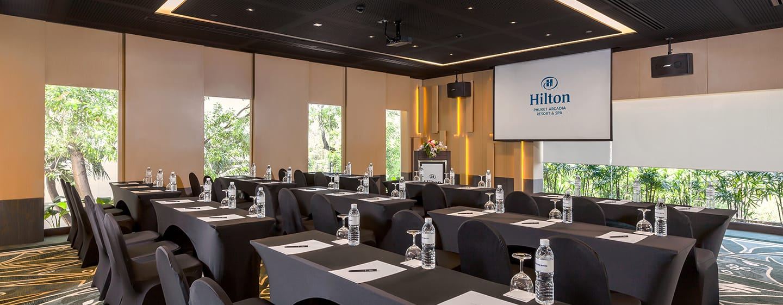 Hilton Phuket Arcadia Resort & Spa Hotel, Thailand– Meetingraum Andaman