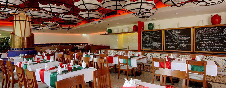 Hilton Phuket Arcadia Resort & Spa Hotel, Thailand– Restaurant Buon Appetito