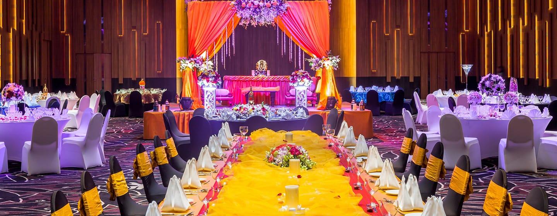 Hilton Phuket Arcadia Resort & Spa Hotel, Thailand– Hochzeit nach indischem Ritual