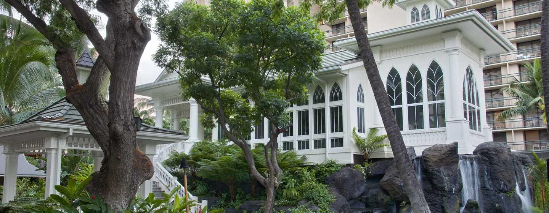 Hilton Hawaiian Village Waikiki Beach Resort Hotel, Honolulu, Hawaii, USA– Hochzeitskapelle
