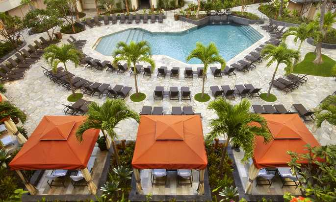 Hilton Hawaiian Village Waikiki Beach Resort Hotel, Honolulu, Hawaii, USA – Super Pool