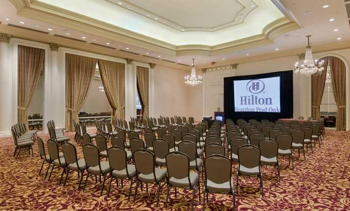 Hilton Houston Post Oak Hotel  - Ballsaal