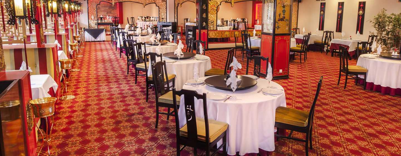 """Hilton Istanbul Bosphorus Hotel, Türkei– Restaurant """"Dragon"""""""