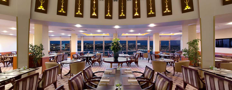Hilton Istanbul Bosphorus Hotel– Executive Lounge