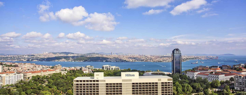 Hilton Istanbul Bosphorus, Türkei– Außenansicht