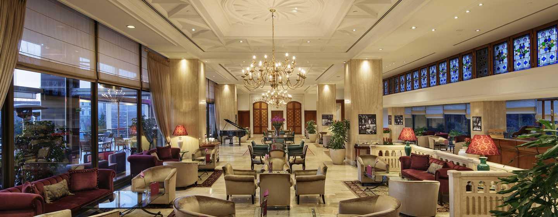 Hilton Istanbul Bosphorus Hotel, Türkei– Lobby Lounge
