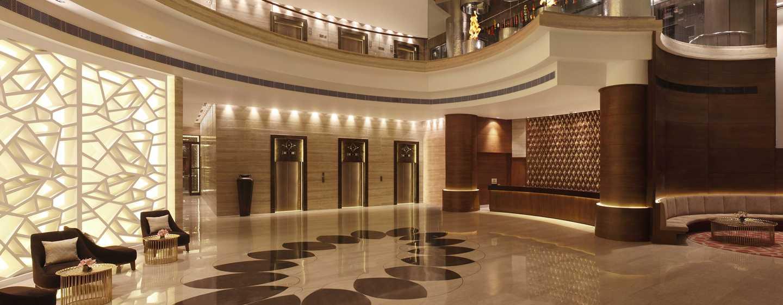 Hilton Jaipur Hotel, Indien – Lobby