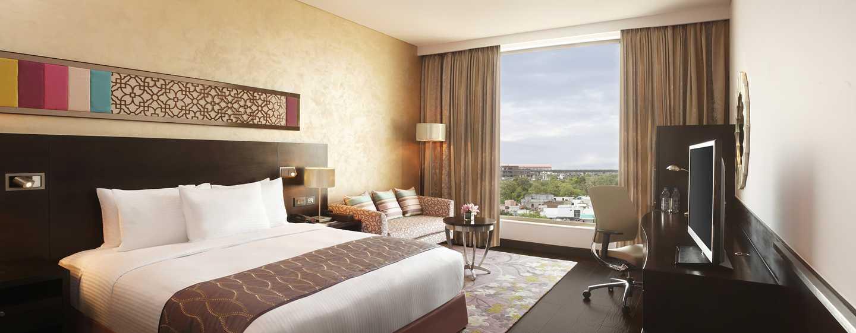 Hilton Jaipur Hotel, Indien – Hilton Zimmer