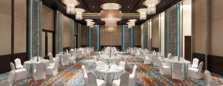 Hilton Jaipur Hotel, Indien – Ballsaal