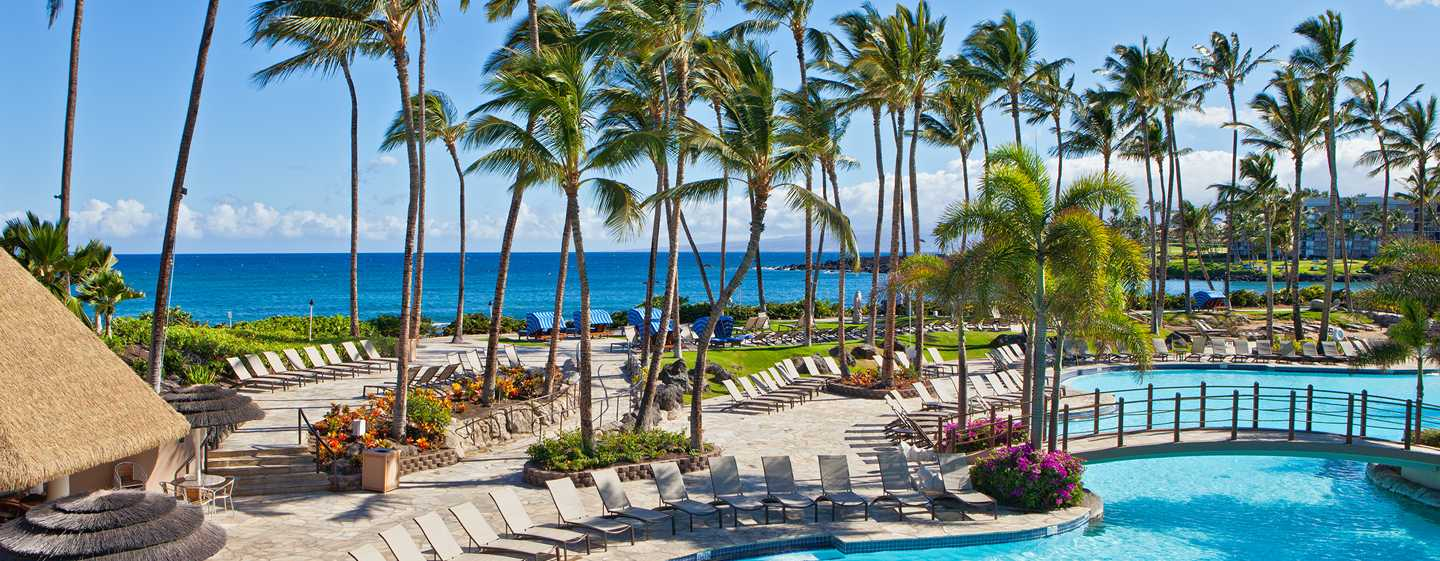 Hilton Waikoloa Village Hotel, Hawaii, USA – Kona-Pool