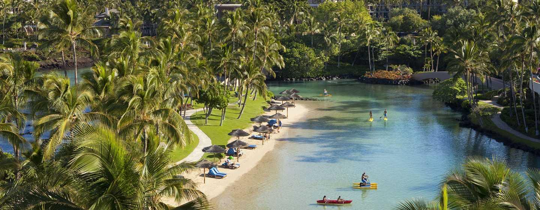 Hilton Waikoloa Village Hotel, Hawaii– Waikoloa Hawaii Hotel