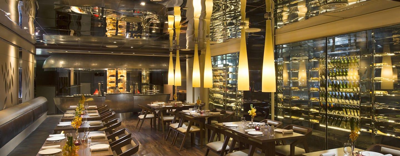 Hilton Kuala Lumpur Hotel, Malaysia– Chambers Grill