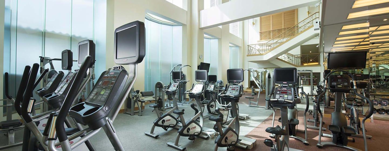 Hilton Kuala Lumpur Hotel, Malaysia– The Spa & Gym