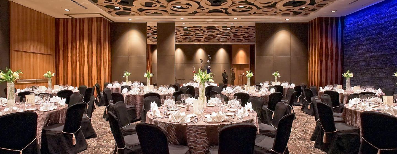 Hilton Kuala Lumpur Hotel, Malaysia– Ballsaal