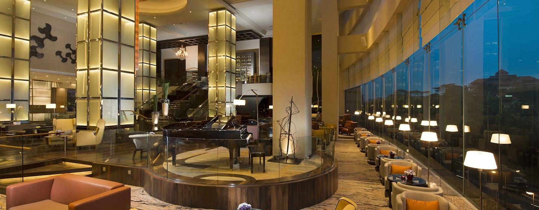 Hilton Kuala Lumpur, Malaysia– The Lounge