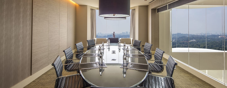 Hilton Kuala Lumpur Hotel, Malaysia – Meetingraum 1