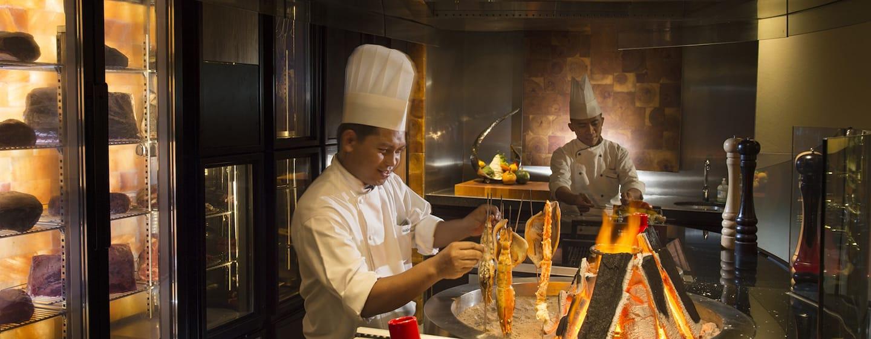 Hilton Kuala Lumpur Hotel, Malaysia– Chambers Bar & Grill