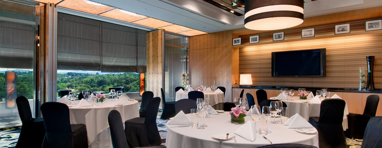 Hilton Kuala Lumpur Hotel, Malaysia– Suite 1