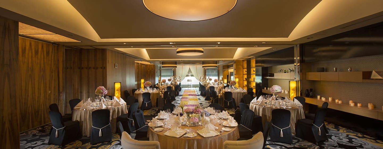 Hilton Kuala Lumpur Hotel, Malaysia– Ballsaal A