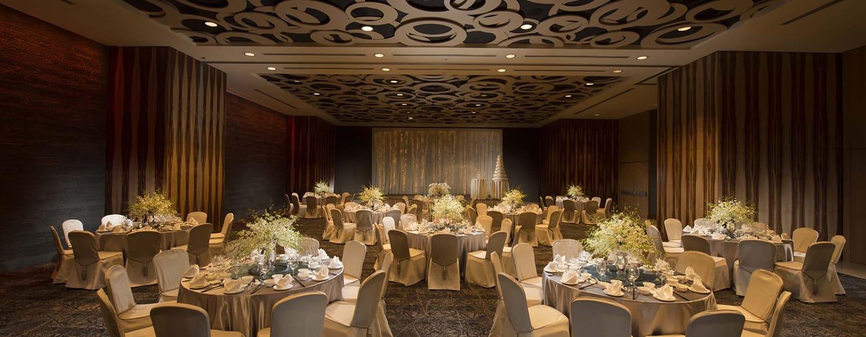 Hilton Kuala Lumpur Hotel, Malaysia– Grand Ballroom