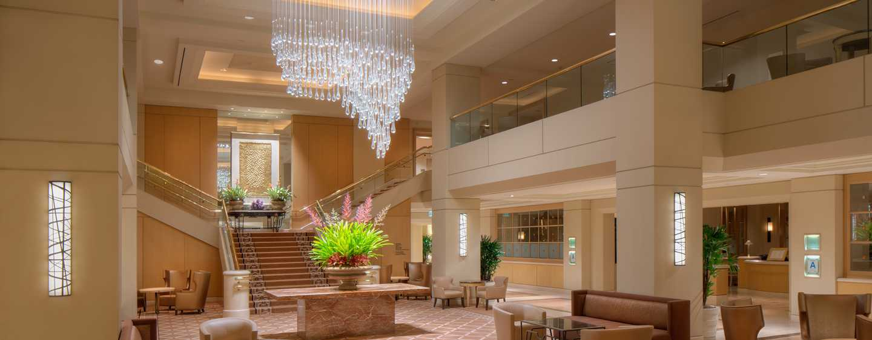 Hilton Los Angeles Airport Hotel, Kalifornien – Lobby