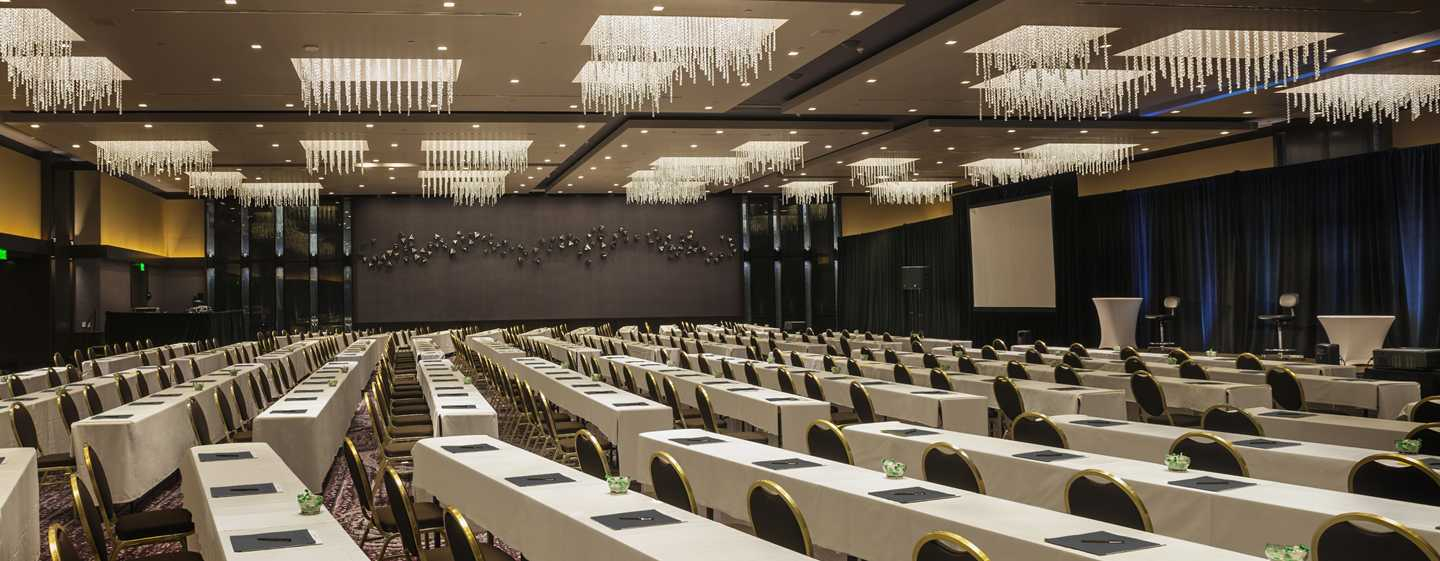 Hilton Los Angeles Airport Hotel, Kalifornien – Ballroom Grey