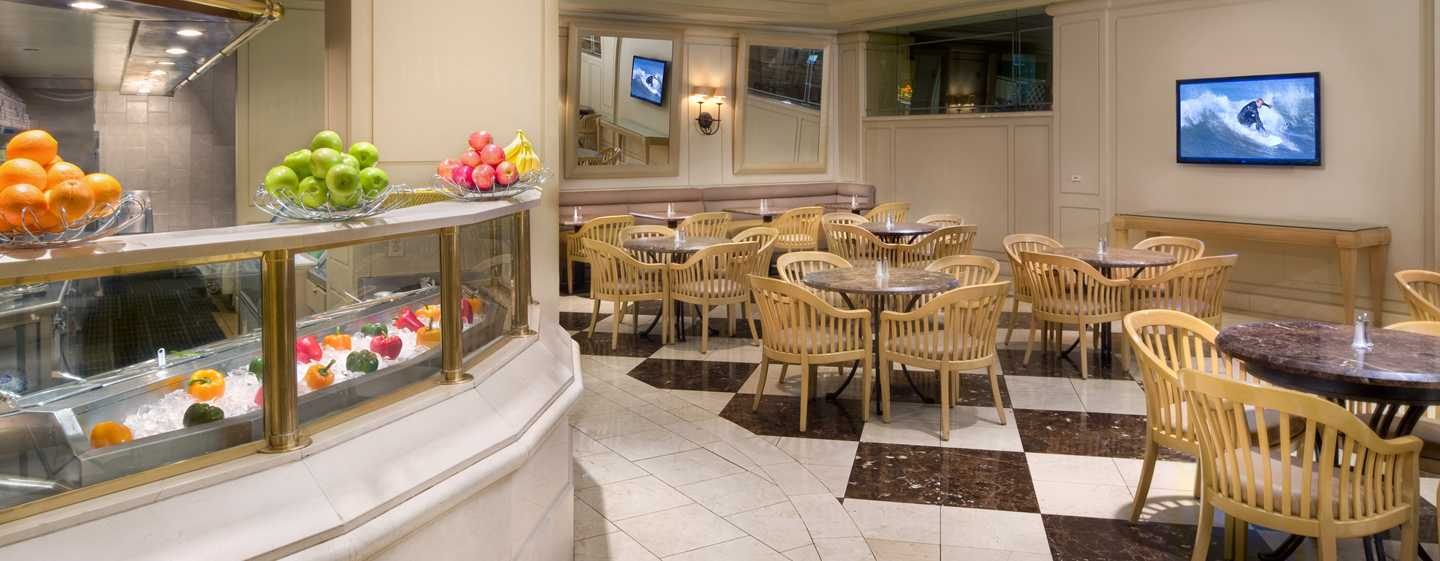 Hilton Los Angeles Airport Hotel, Kalifornien – The Bistro