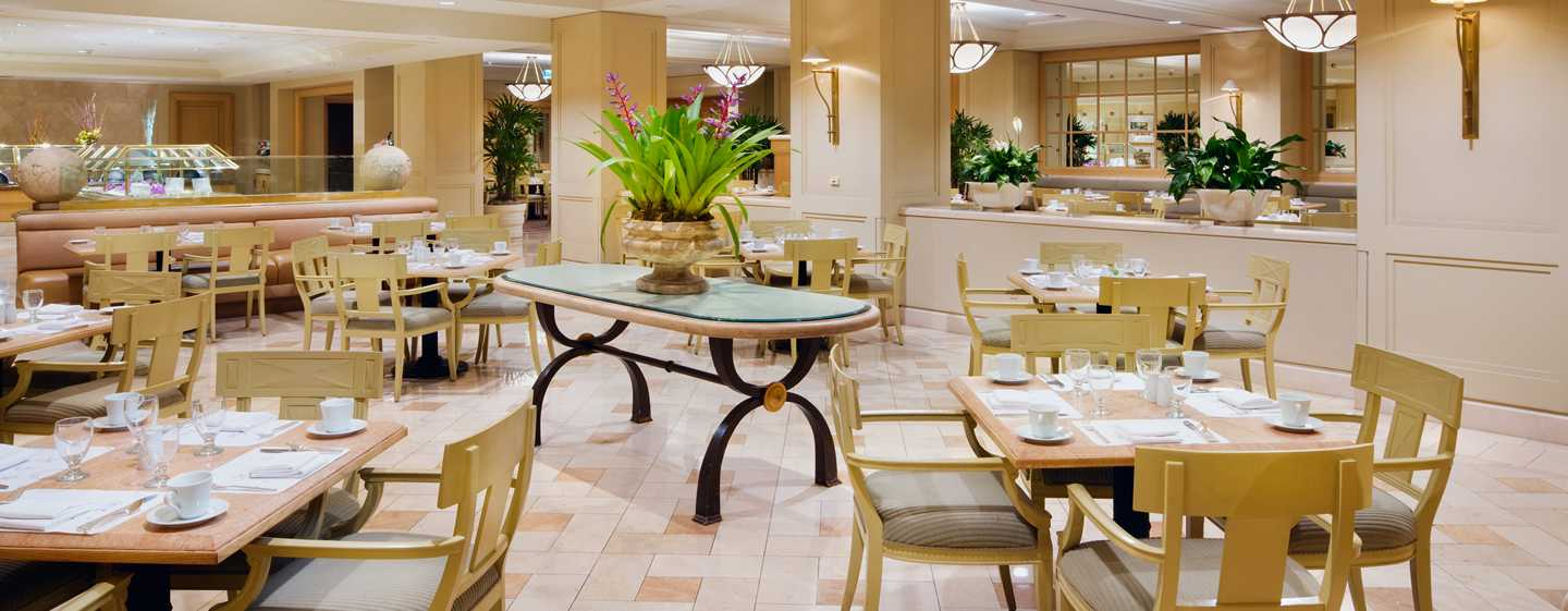 Hilton Los Angeles Airport Hotel, Kalifornien – The Cafe