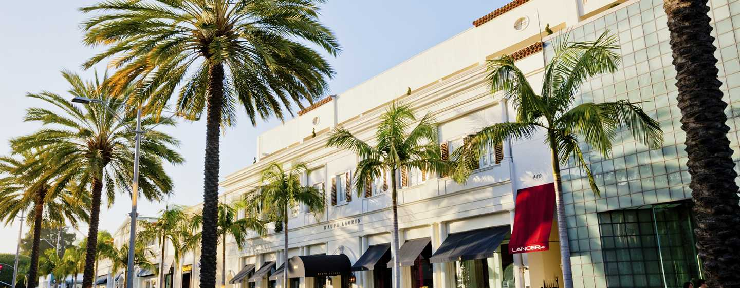 The Beverly Hilton, USA – Rodeo Drive