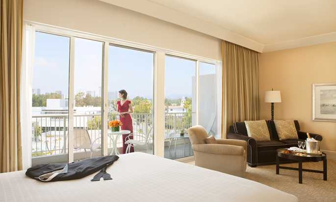 The Beverly Hilton, USA – Gästezimmer