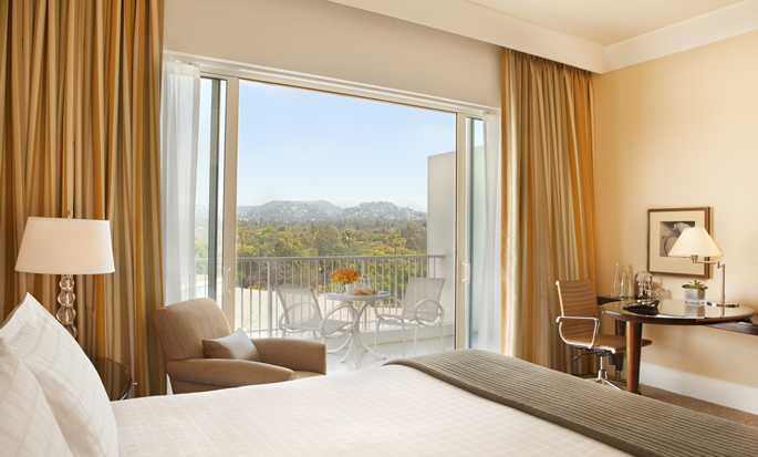 The Beverly Hilton, USA – Deluxe mit King-Size-Bett