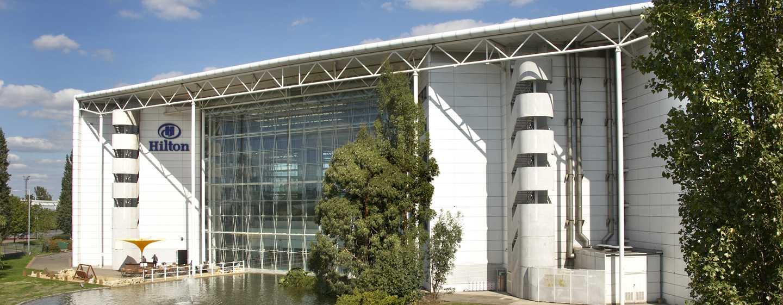 Hilton London Heathrow Airport Hotel, Vereinigtes Königreich– Außenbereich des Hotels