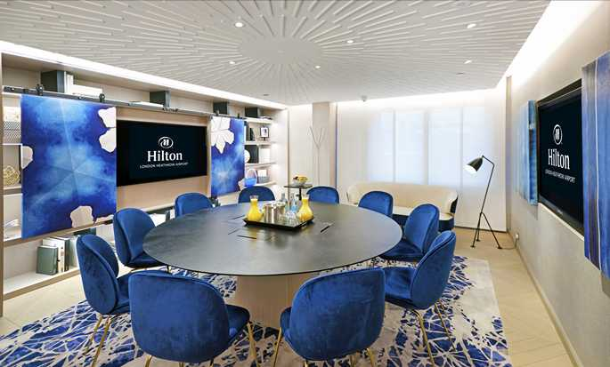 Hilton London Heathrow Airport Hotel, Vereinigtes Königreich – Boardroom