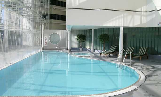 Hilton London Heathrow Airport Hotel, Vereinigtes Königreich – Swimmingpool
