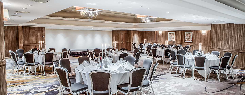 Hilton London Kensington, Großbritannien– Christie Suite