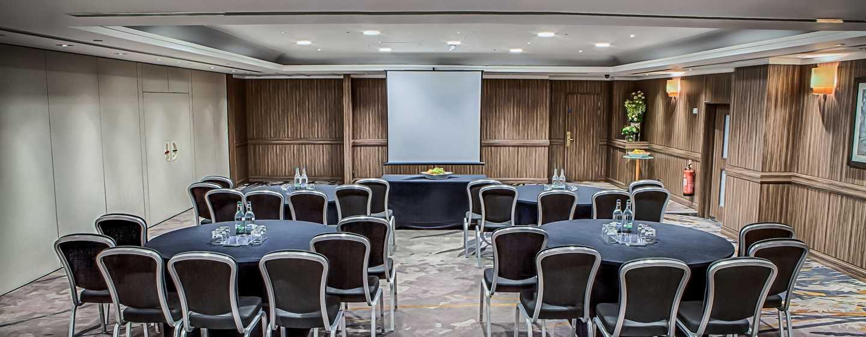 "Hilton London Kensington, Großbritannien– Meetingraum ""Gunnell"""