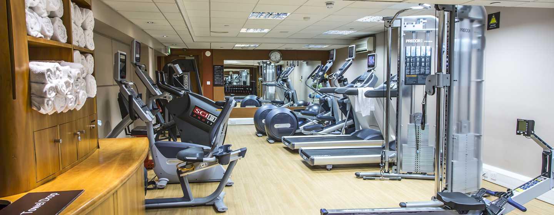 Hilton London Kensington, Großbritannien– Fitnesscenter