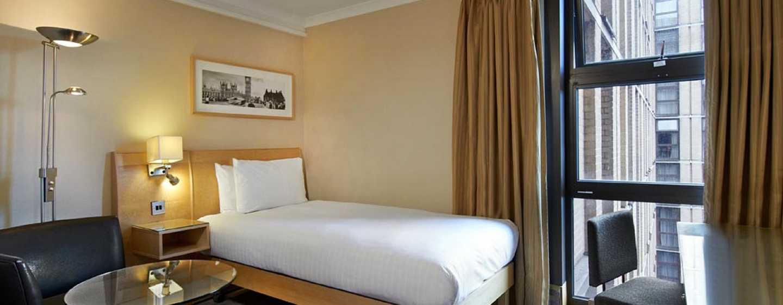 Hilton London Kensington, Großbritannien– Einzelzimmer