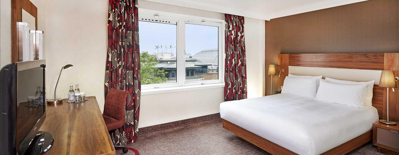 Hilton London Olympia, Großbritannien - Ob alleine oder zu zweit