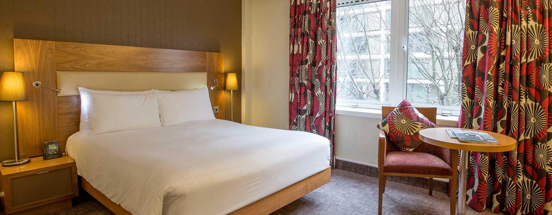 Hilton London Olympia, Großbritannien - Hilton Deluxe Doppelzimmer