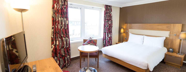 Hilton London Olympia, Großbritannien - Hilton Doppelzimmer