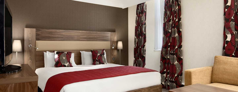 Hilton London Olympia, Großbritannien - Hilton Executive Doppelzimmer