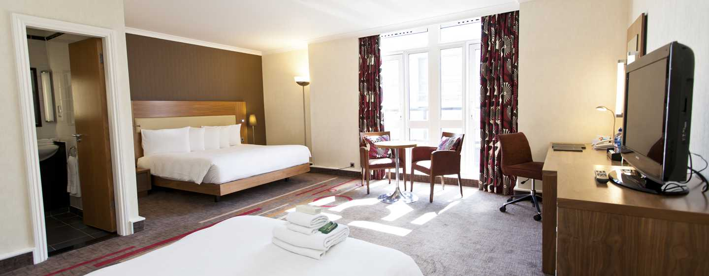 Hilton London Olympia, Großbritannien - Familienzimmer